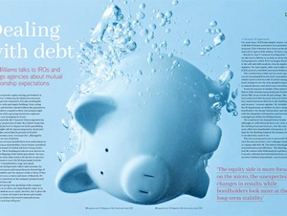 Dealing with Debt: LS Global Advisors Quoted in IR Magazine